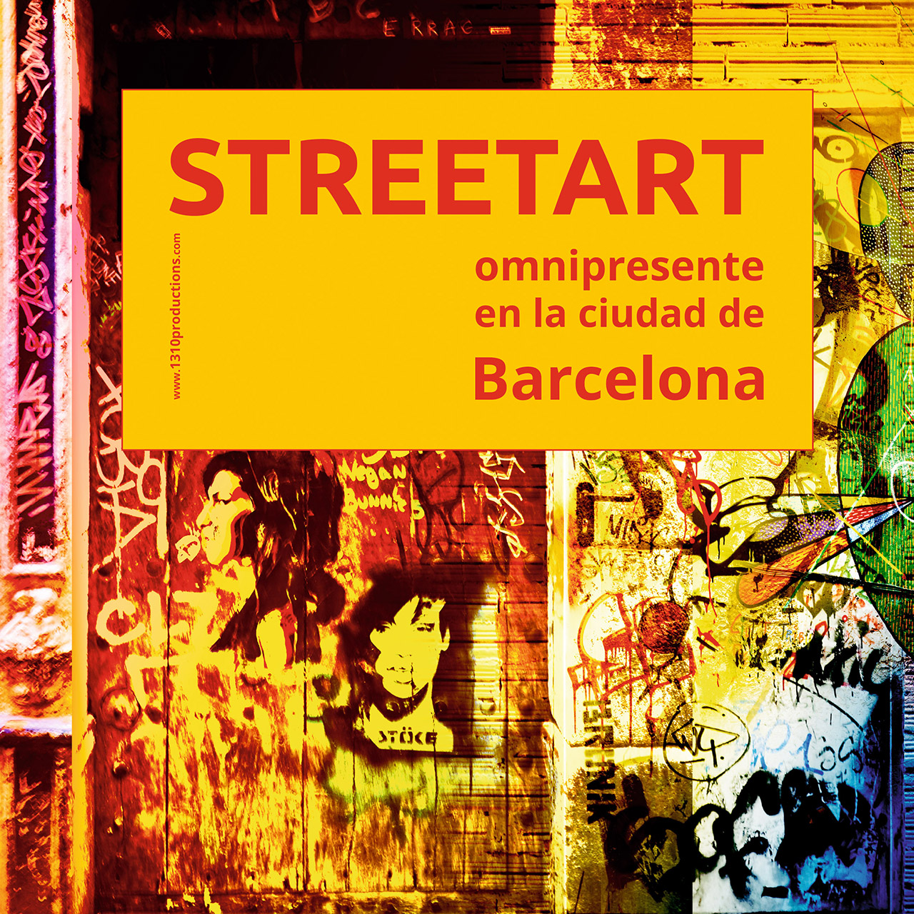 STREETART BCN