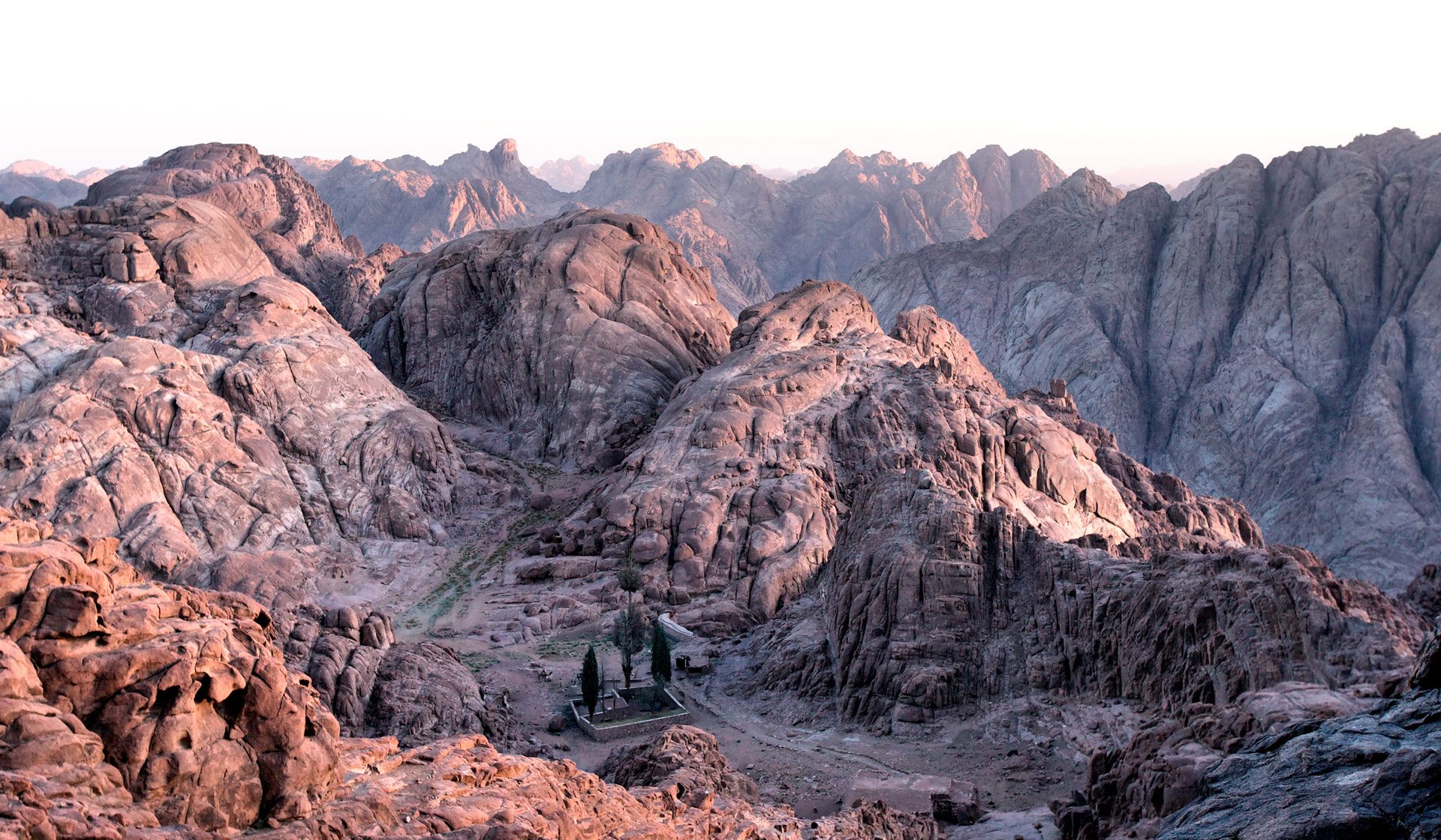 Sunrise Mount Sinai